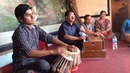 Bhajans at Sree Kirateswor Mahadev Temple. Nepal