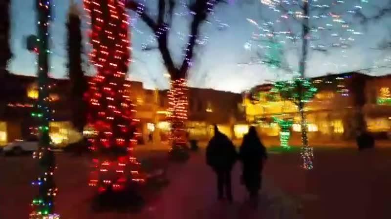 Plaza on X-mas Eve
