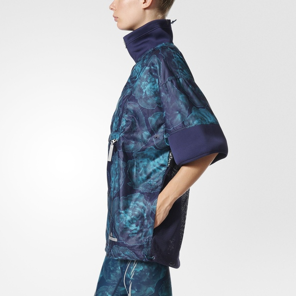 Куртка для бега Floral