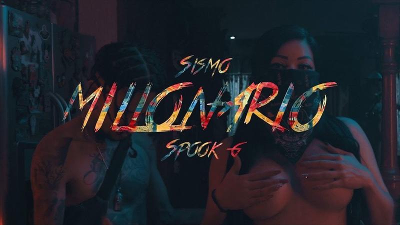 Spook G - Millonario (Video Oficial) Og GangSismo Records 4K