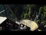 7 водопадов на Роза Хутор