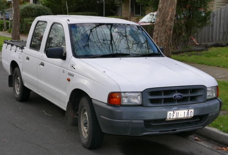 Ford создаст небольшой пикап с несущим кузовом.