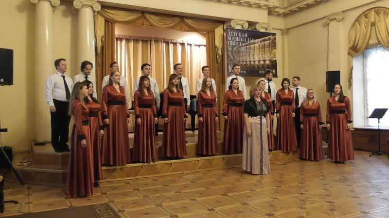 Конкурс Детская музыкальная школа им В И Мурадели 17 03 2019