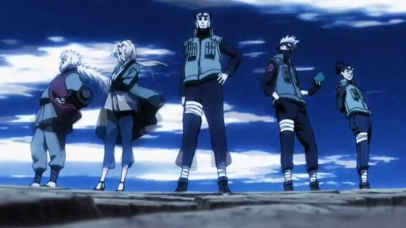 Naruto「AMV」- Strike Back