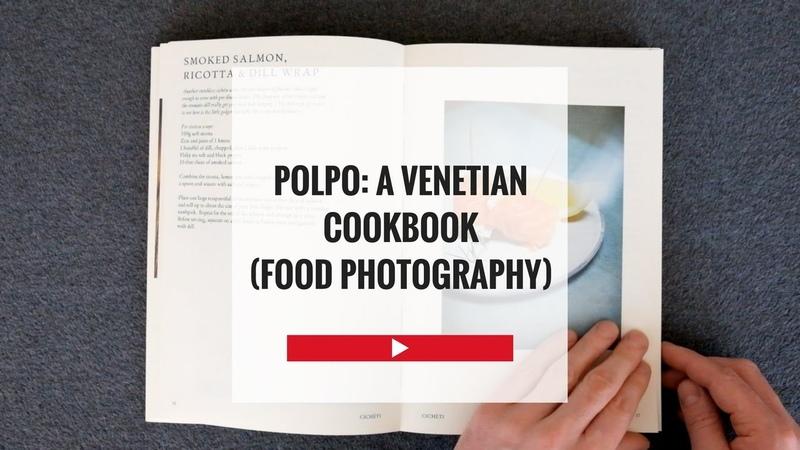 POLPO A VENETIAN COOKBOOK - BOOK