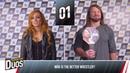 WWE Superstar Duos w/ Becky Lynch & AJ Styles - Smyths Toys