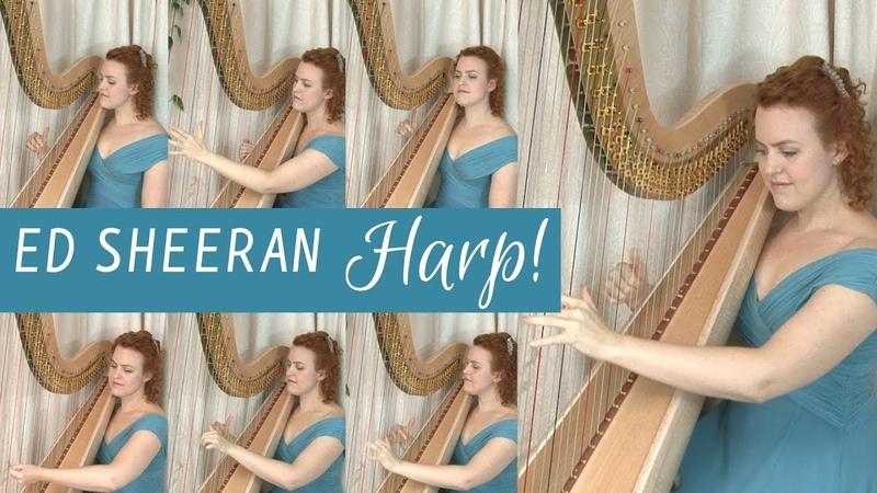 """Ed Sheeran's """"Perfect"""" on HARPS!"""