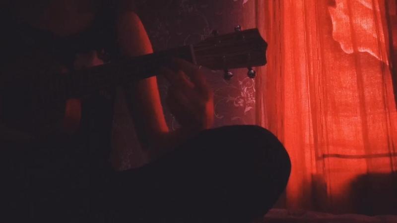 Беременна в 16 ukulele cover