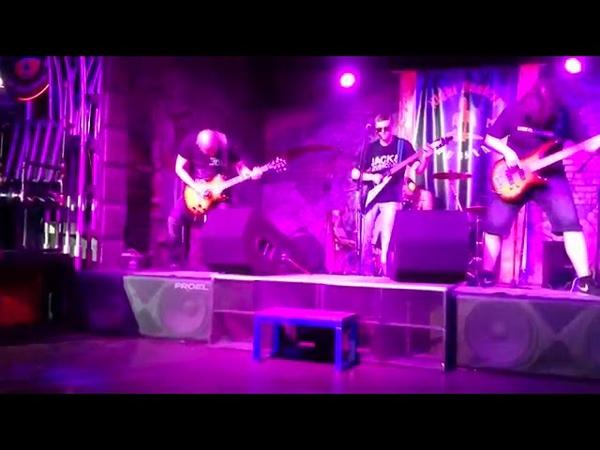 Группа Зазеркалье Премьера На Линии Огня Live 03 08 2018