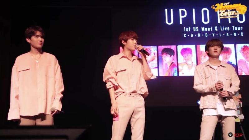 U10TV ep 203 🍯 Honey Tour in US 3 두 번째 도시 시카고의 뜨거운 현장 속으로 GO! GO!