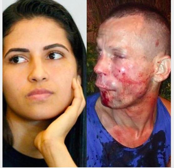 Девушка-боец смешанных единоборств избила грабителя