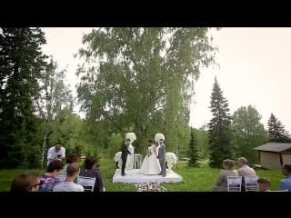 SDE Максим и Эсмира (16 июня 2018) Кедровка СПА