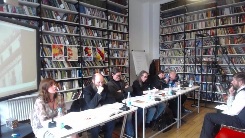 Круглый стол Гражданская война в Испании Загадки истории 2015