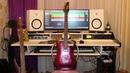 Ibanez Prestige RGA121H CDR Fractal Audio Axe FX II XL Preamp Effects Processor