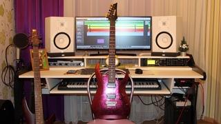 Ibanez Prestige RGA121H CDR / Fractal Audio Axe FX II XL+ Preamp/Effects Processor