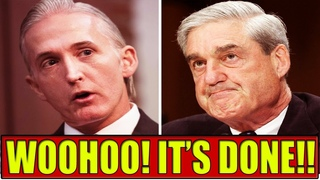 IT'S ALL OVER Trey Gowdy FINALLY UNCOVERS THIS DEEP LINK To END THE RUSSIA HOAX! Mueller IN PANIC!!