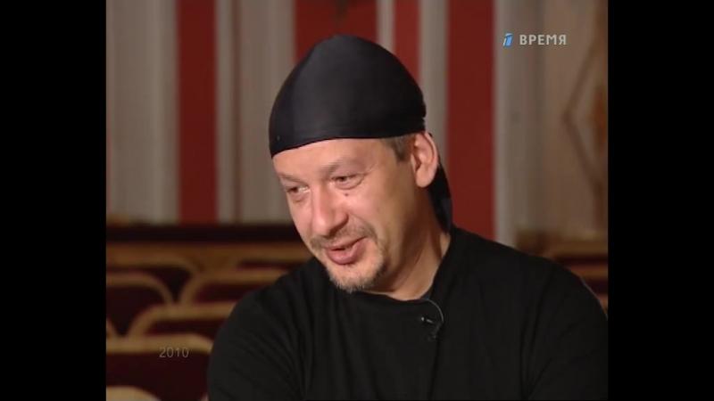 Человек в кадре Дмитрий Марьянов