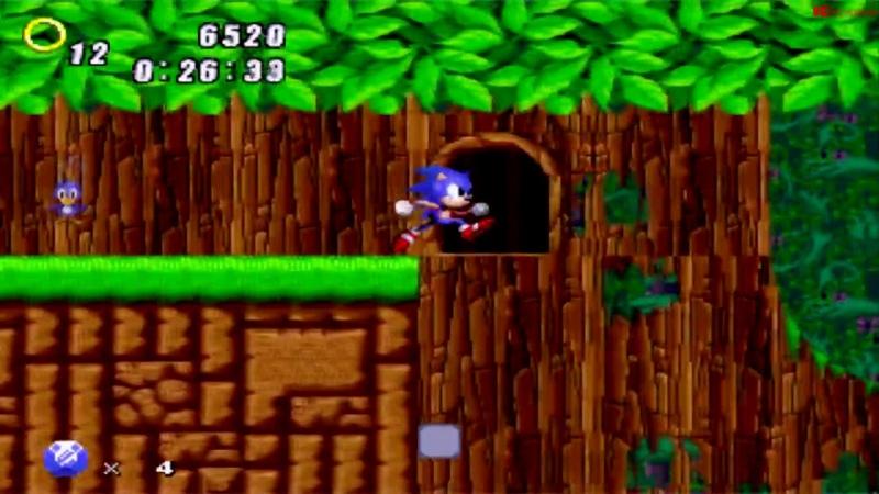 Обзор Sonic 2 Retro Remix Самый сонный обзор D