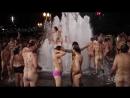 голые болельщики в фонтане Ростов на Дону