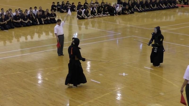 2018年【九州学院/一本集】熊本県高校剣道(決勝リーグ)High School kendo ippon