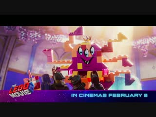 The LEGO Movie 2 - Beyond The stars - Warner Bros. UK