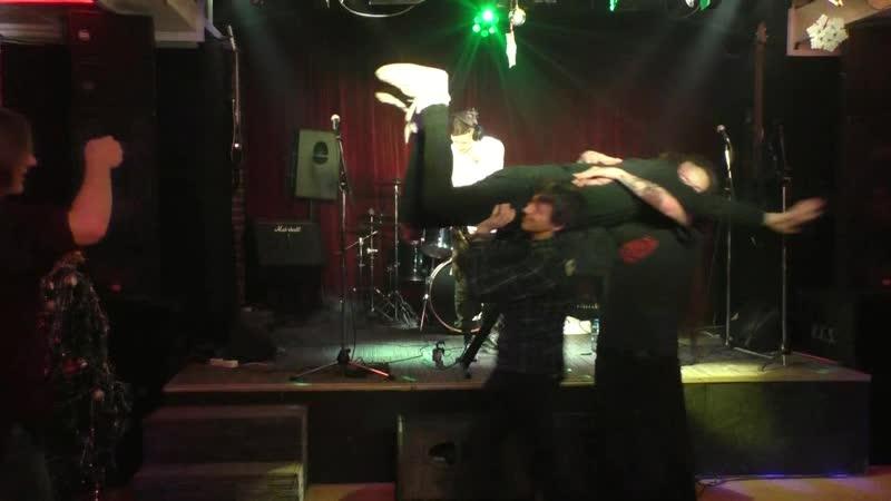 N4PP - DJ СЭТ в клубе Alibi горячие моменты...