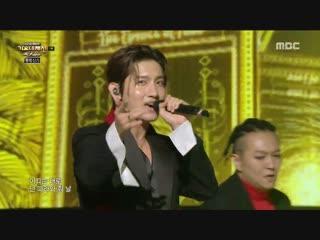 TVXQ - Drop + Mirotic + The Chance of Love @ 2018 MBC Gayo Daejejeon 181231