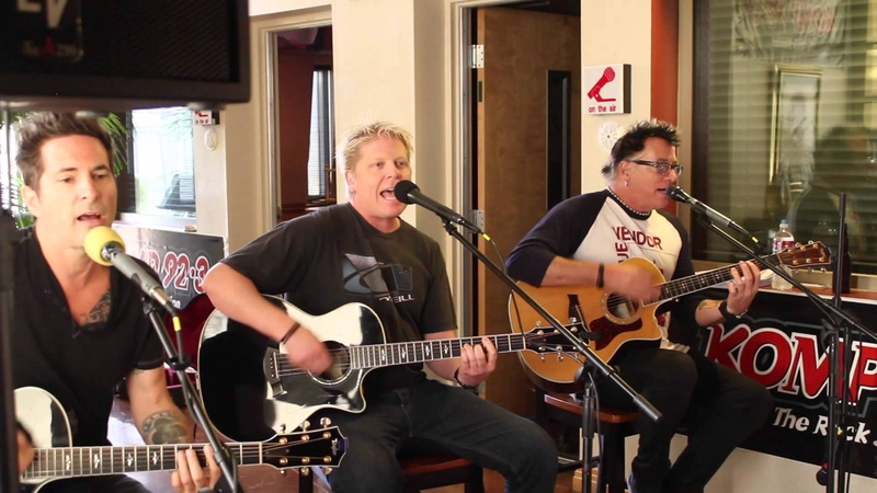 The Offspring The Kids Arent Alright (Acoustic)