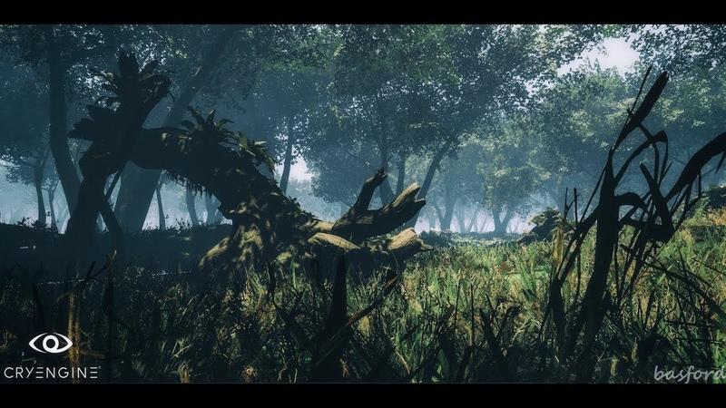 CryEngine V Speed level beta [RUS]