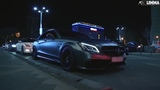 Mercedes &amp BMW Night Showtime (Jingle Bells (Steviie Wonder &amp Keanu Trap Remix))
