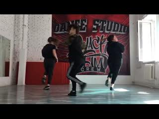 Choreo by Нестерова Марина