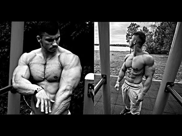 So You Think CALISTHENICS Dont Build MUSCLE JUST WATCH THIS - DEJAN STIPKE MOTIVATION 2017