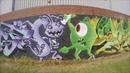 Graffiti - Ghost EA Chor CRZ - Monsters Inc.