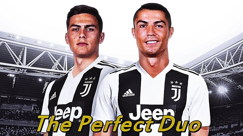Cristiano Ronaldo Paulo Dybala ► The Perfect Duo 2018 19 HD