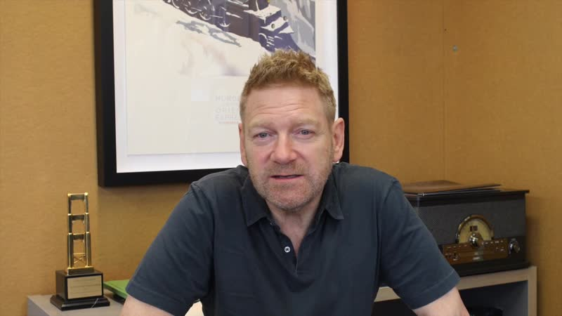 Sir Kenneth Branagh Congratulates NICVA on their 80th Anniversary