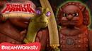 Кунг-Фу Панда: Лапки Судьбы: Статуи терракотовых воинов, игра в прятки
