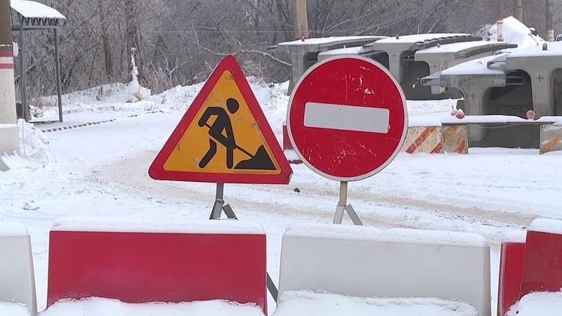 Открытия не будет мост на Северо-Восточном шоссе к Новому году починить не успеют