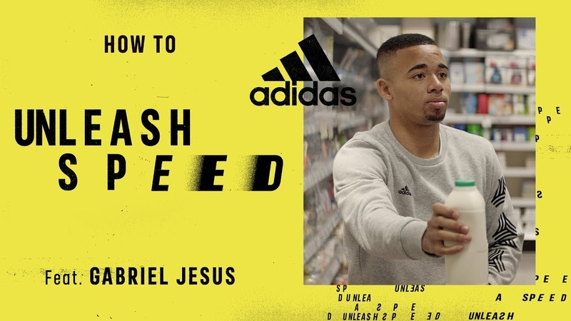 How To Unleash Speed feat. Gabriel Jesus   X18 Team Mode