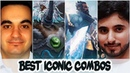BEST ICONIC COMBOS IN DOTA 2 - VOL. 02