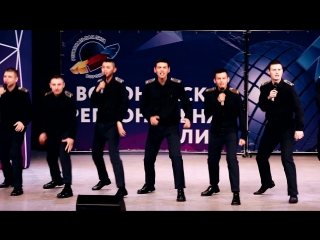 1/4 финала - «Радио воздух» ВУНЦ ВВС ВВА