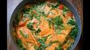 Филе лосося на сковороде с обалденным соусом