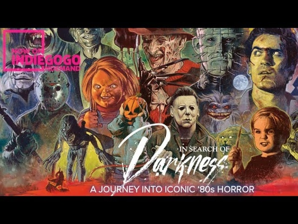 OFFICIAL TRAILER IN SEARCH OF DARKNESS THE DEFINITIVE '80s HORROR DOC