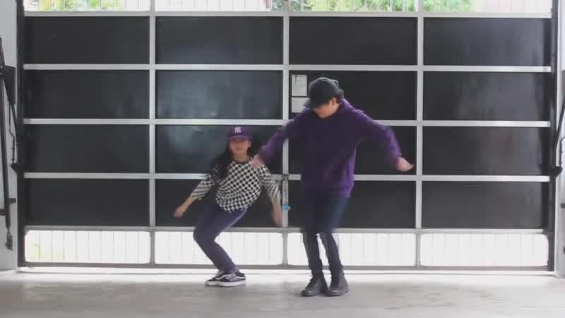 Танец slow mo