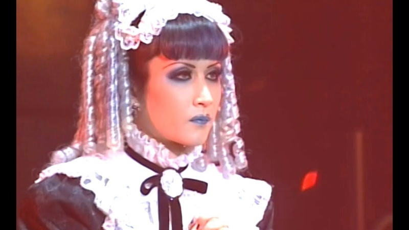 MALICE MIZER LIVE Shiroi 白い肌に狂う愛と哀しみの輪舞 HD 1080p