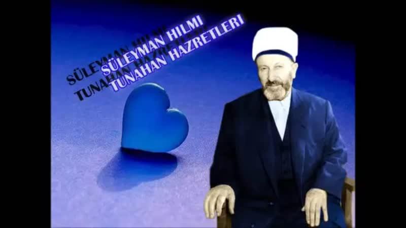 Ben Bir Zata Aşık Oldum Süleyman Hilmi Tunahan K S ) Ahmet Uyanık Ila.mp4