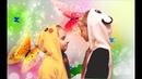 Супер сестренки и забавные поучительные истории с животными