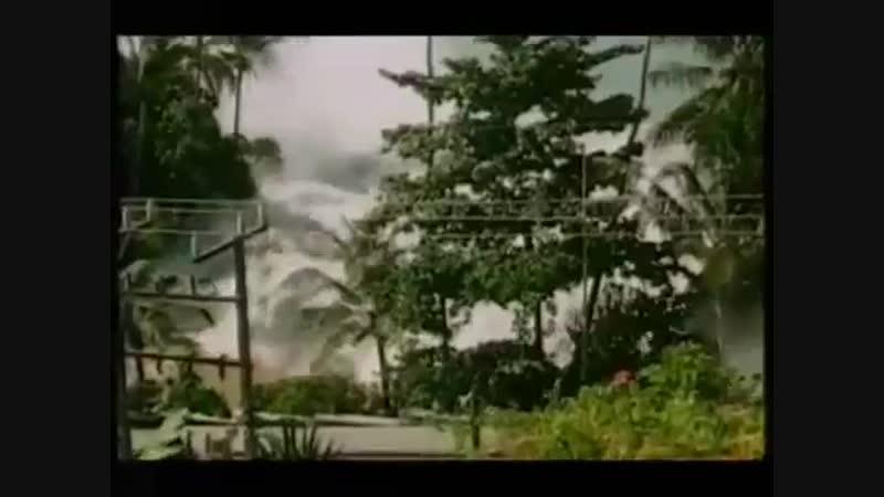 Цунами в Тайланде 2004 год видео смотреть онлайн