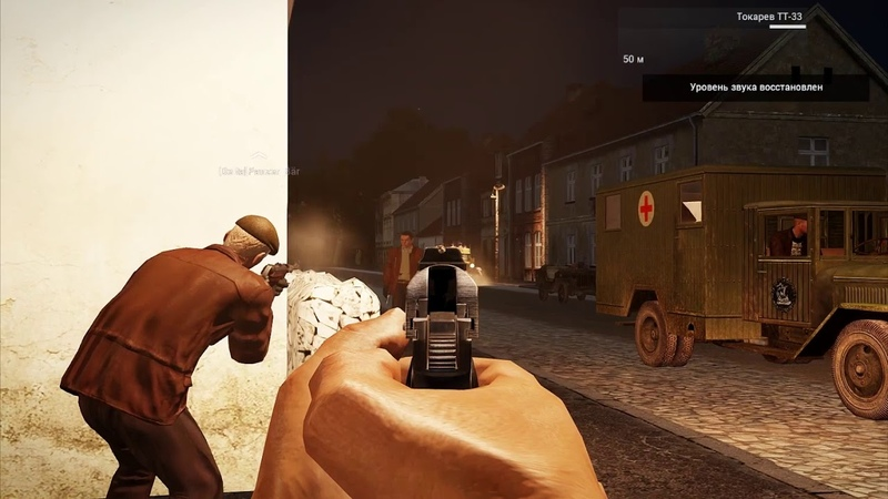 Arma 3. Red Bear. Iron Front.На дело без бензина