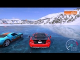 [FRESH] Forza Horizon 3 ПОЛЕ ЧУДЕС - ЭТО НЕРЕАЛЬНО! ЗИМОЙ НА ЛЕТНЕЙ РЕЗИНЕ ДРАГ С БУЛКИНЫМ НА ОЗЕРЕ!