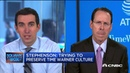 AT T CEO Randall Stephenson On Time Warner Deal Full Interview CNBC